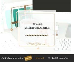 Was ist Internetmarketing