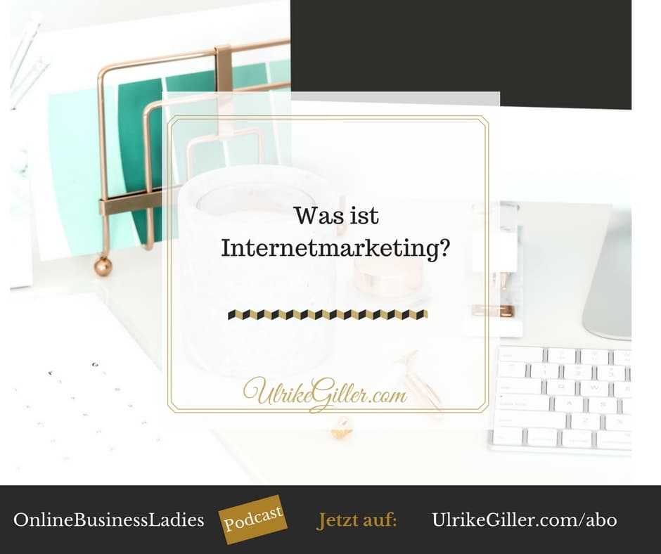 Was ist Internetmarketing