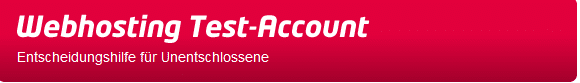 Webhosting_Test-Account