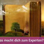 Was macht dich zum Experten