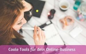 Coole Tools für dein Online-Business