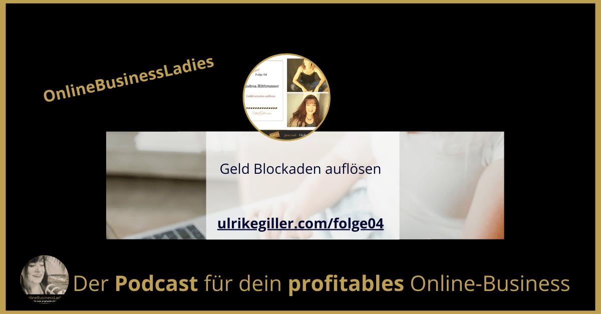 Geldblockaden auflösen-Interview mit Andrea Hiltbrunner