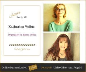 Organisiert im Home-Office