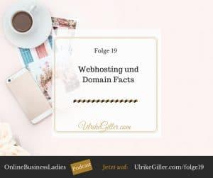 Webhosting und Domain Facts