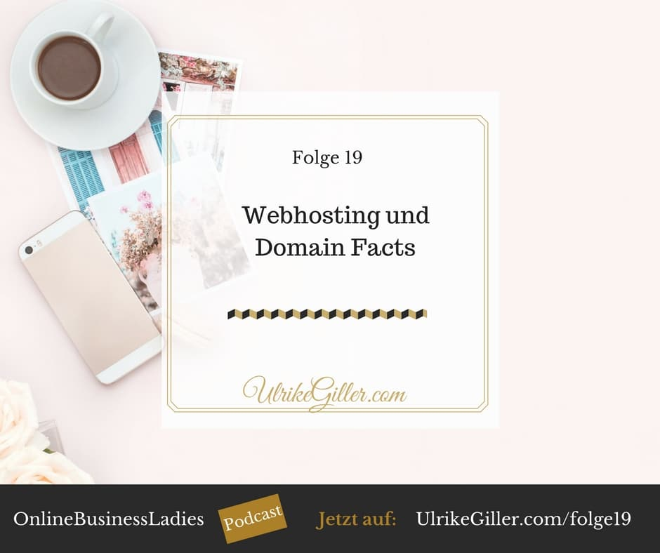 Webhosting und Domain Facts