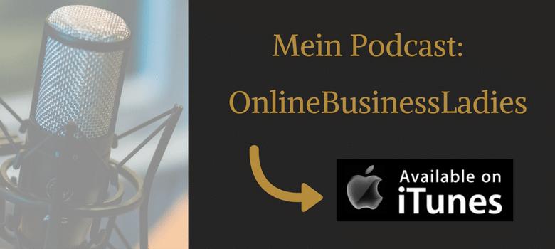 Ulrike Giller Online Business Ladies Podcast auf iTunes