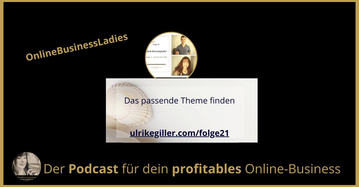 Bloggo 3 – Jakob Schweighofer im Interview