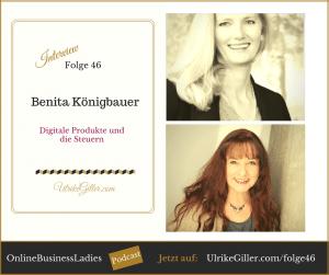 Digitale Produkte und die Steuern