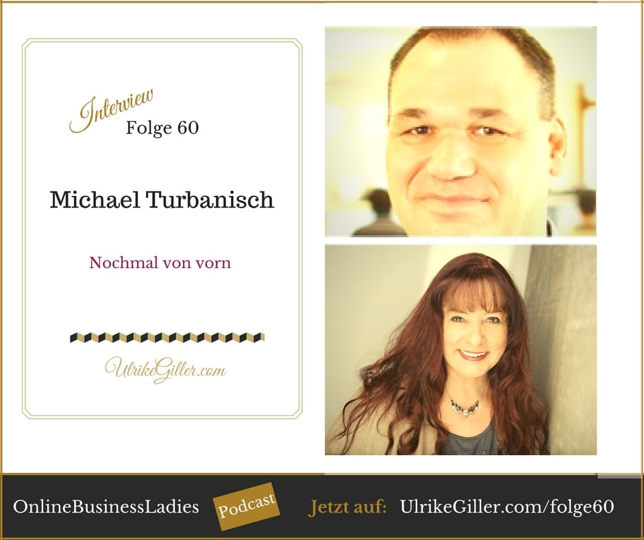 Nochmal von vorn - Michael Turbanisch