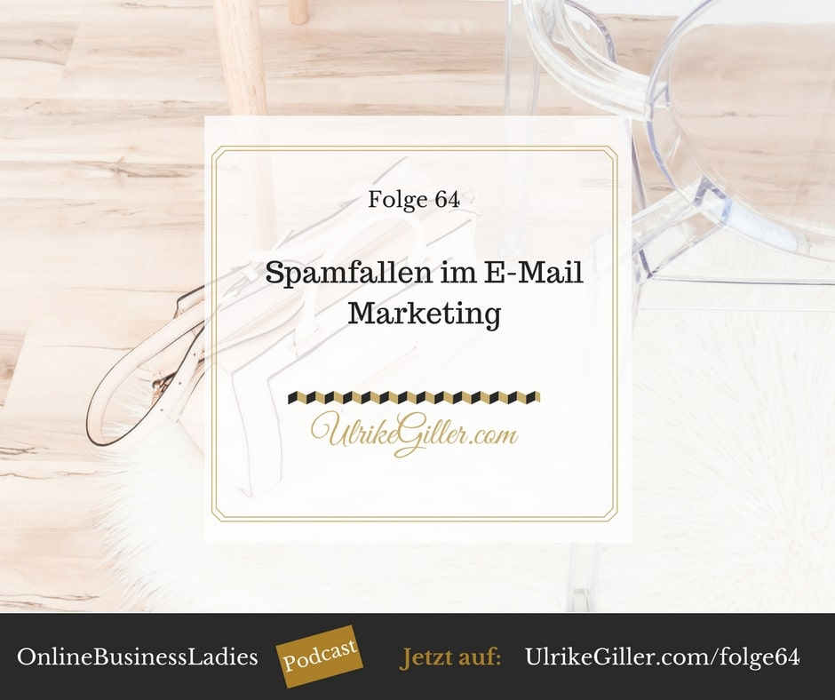 Spamfallen im E-Mail Marketing