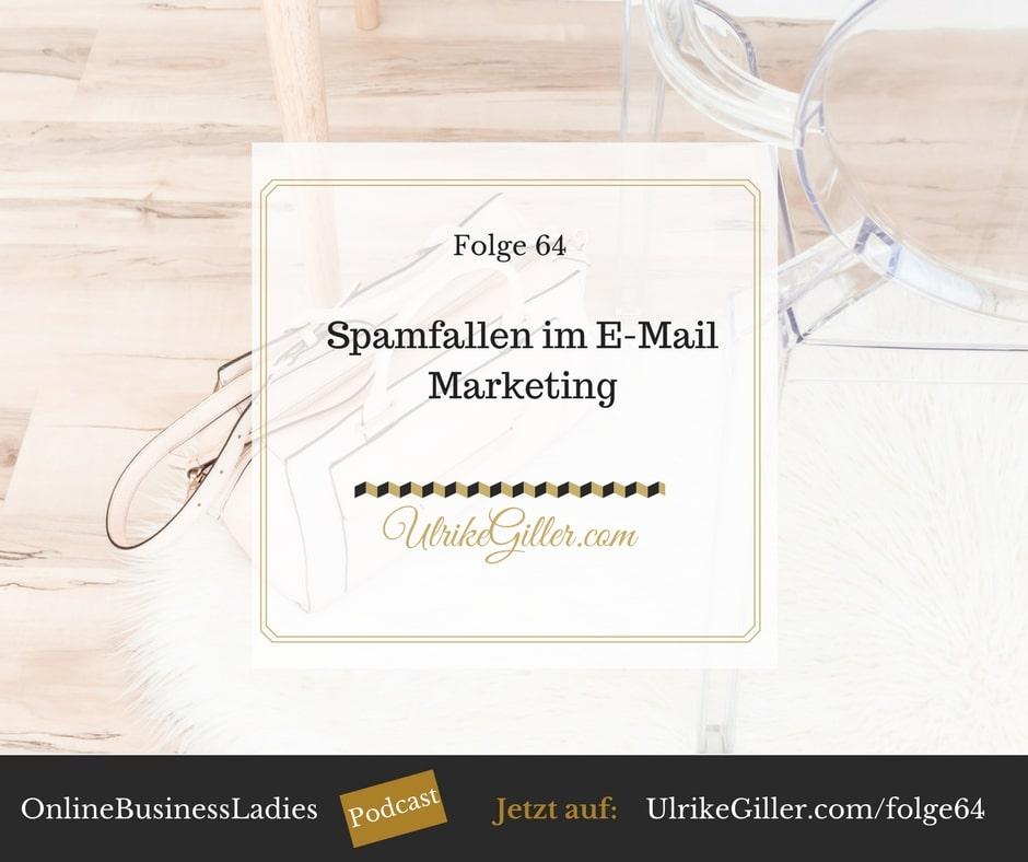 Spamfallen im E-Mail Marketing