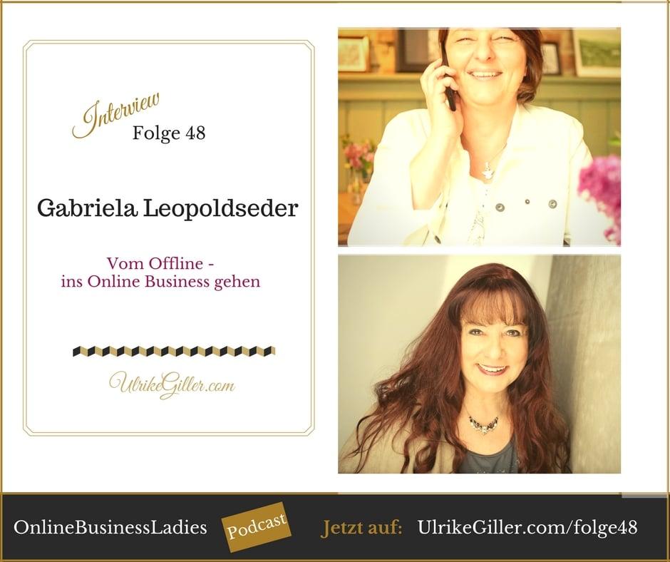 Vom Offline - ins Online Business gehen