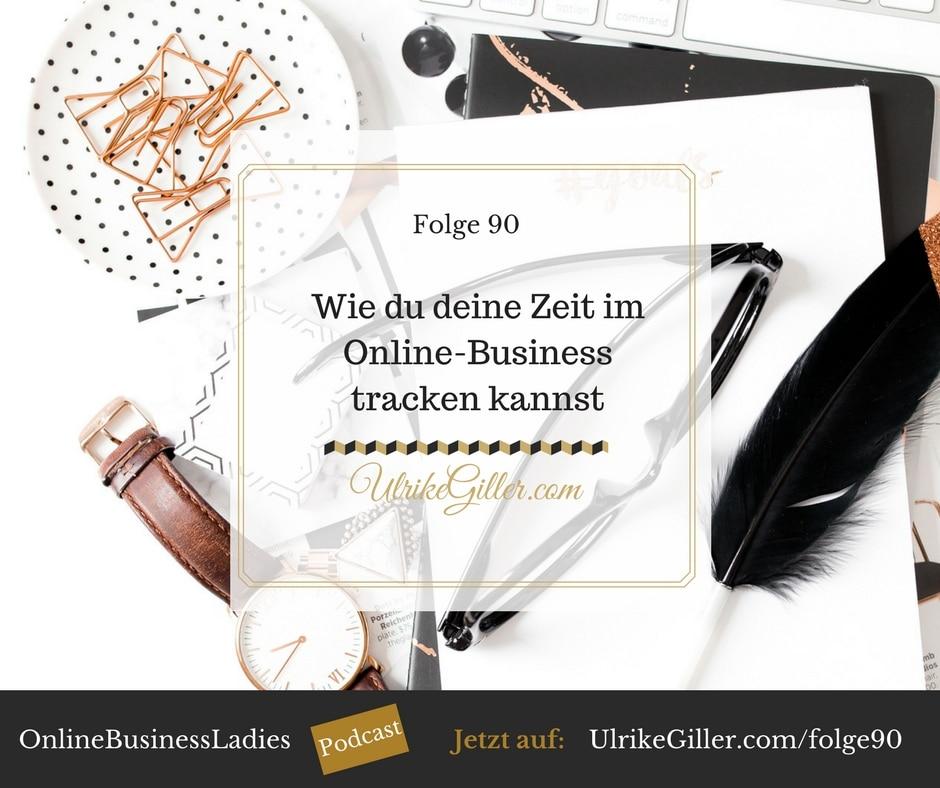 Wie du deine Zeit im Online-Business tracken kannst