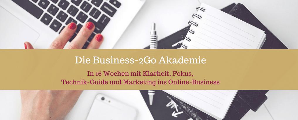 Die Business-2Go Akademie hd