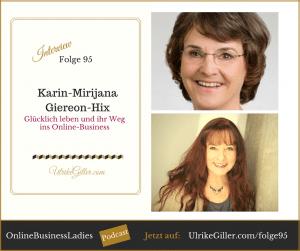 Karin-Mirijana Gieron-Hix-Gluecklich leben