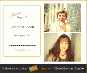 Relax your Life mit Janine Allnoch