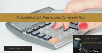 Was ist eine Conversion-Rate