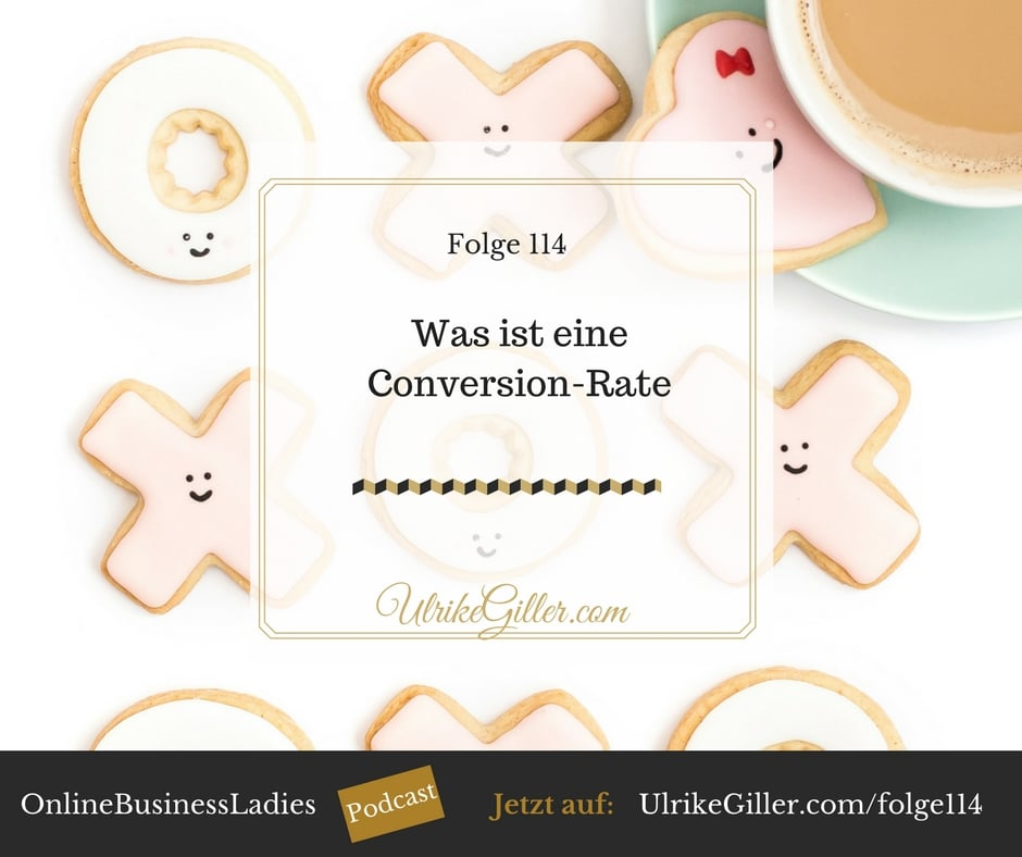 Was ist eine Conversion-Rate