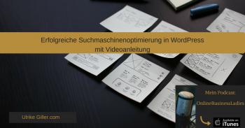Erfolgreiche Suchmaschinenoptimierung in WordPress