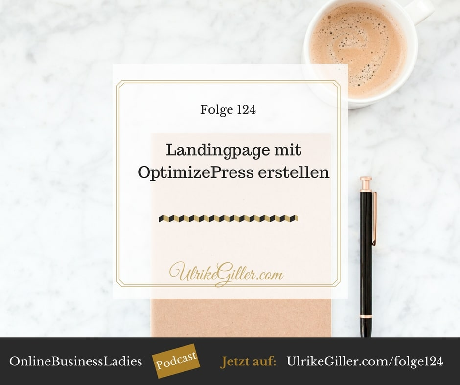 Landingpage mit OptimizePress erstellen