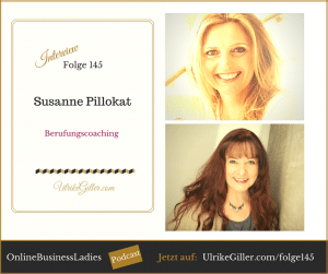 Berufungscoach Susanne Pillokat im Interview