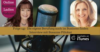 Berufungscoach Susanne Pillokat im Interview