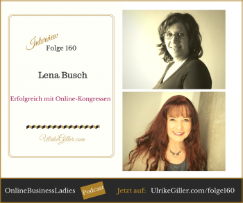 Lena Busch-erfolgreich mit Online Kongressen