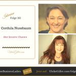 Cordula Nussbaum über kreative Chaoten