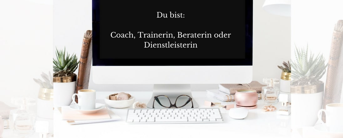 Create and Launch für Coaches, Trainer und Berater