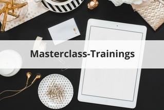Masterclass Trainings