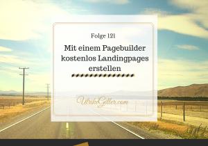 Wie du mit einem Pagebuilder kostenlos deine Landingpages erstellen kannst